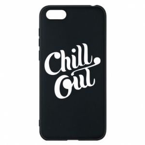 Etui na Huawei Y5 2018 Chill out