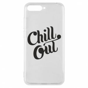 Etui na Huawei Y6 2018 Chill out