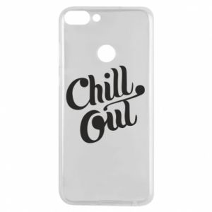 Etui na Huawei P Smart Chill out