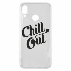 Etui na Huawei P Smart Plus Chill out