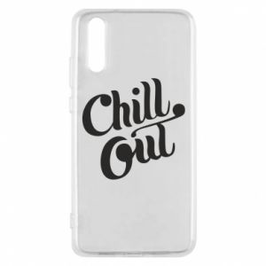 Etui na Huawei P20 Chill out