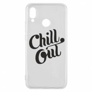 Etui na Huawei P20 Lite Chill out