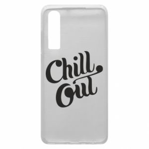 Etui na Huawei P30 Chill out