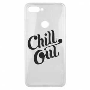 Phone case for Xiaomi Mi8 Lite Chill out