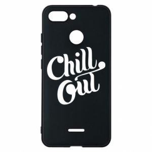 Phone case for Xiaomi Redmi 6 Chill out