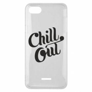 Etui na Xiaomi Redmi 6A Chill out