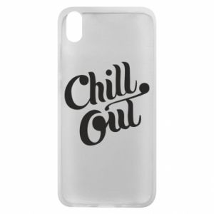 Phone case for Xiaomi Redmi 7A Chill out