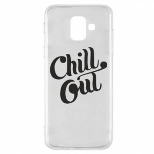 Etui na Samsung A6 2018 Chill out