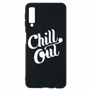 Etui na Samsung A7 2018 Chill out