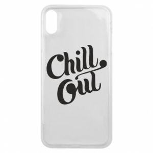 Etui na iPhone Xs Max Chill out