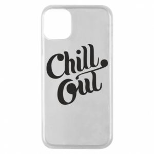 Etui na iPhone 11 Pro Chill out