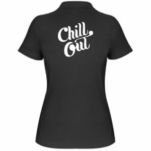 Women's Polo shirt Chill out