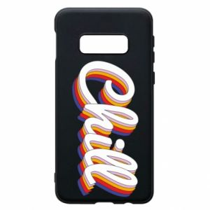 Phone case for Samsung S10e Chill