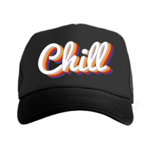 Trucker hat Chill