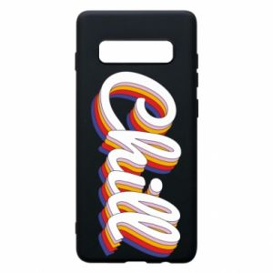 Phone case for Samsung S10+ Chill