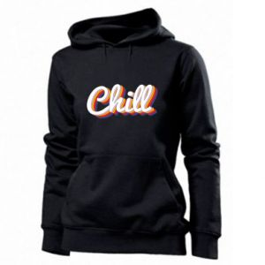 Women's hoodies Chill