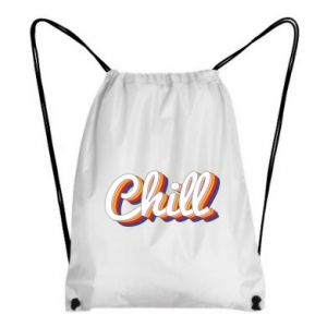 Backpack-bag Chill