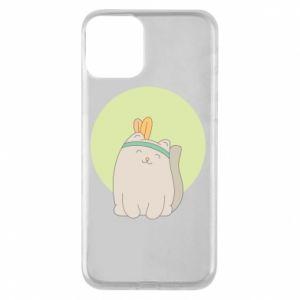 Etui na iPhone 11 Chinese cat