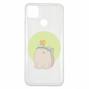 Etui na Xiaomi Redmi 9c Chinese cat