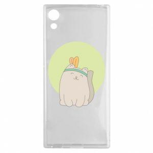 Etui na Sony Xperia XA1 Chinese cat