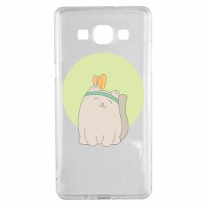 Etui na Samsung A5 2015 Chinese cat