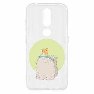 Etui na Nokia 4.2 Chinese cat