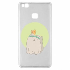 Etui na Huawei P9 Lite Chinese cat