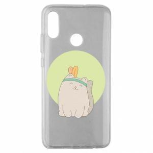 Etui na Huawei Honor 10 Lite Chinese cat