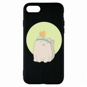 Etui na iPhone SE 2020 Chinese cat