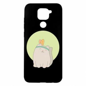 Etui na Xiaomi Redmi Note 9/Redmi 10X Chinese cat