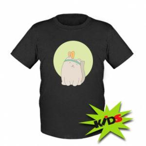 Dziecięcy T-shirt Chinese cat