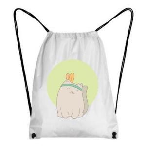Plecak-worek Chinese cat