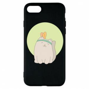 Etui na iPhone 7 Chinese cat