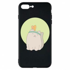 Etui na iPhone 7 Plus Chinese cat