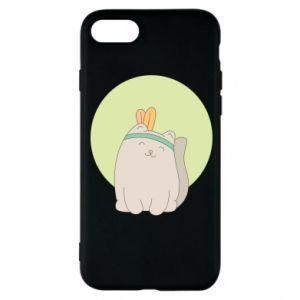 Etui na iPhone 8 Chinese cat