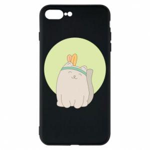 Etui na iPhone 8 Plus Chinese cat