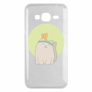 Etui na Samsung J3 2016 Chinese cat