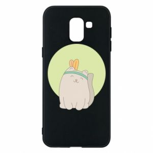 Etui na Samsung J6 Chinese cat