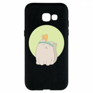 Etui na Samsung A5 2017 Chinese cat