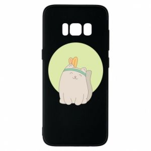 Etui na Samsung S8 Chinese cat