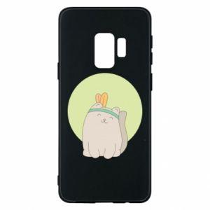 Etui na Samsung S9 Chinese cat