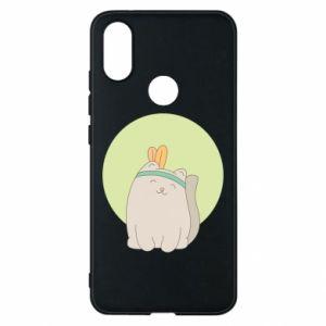 Etui na Xiaomi Mi A2 Chinese cat