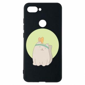 Etui na Xiaomi Mi8 Lite Chinese cat