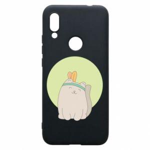 Etui na Xiaomi Redmi 7 Chinese cat