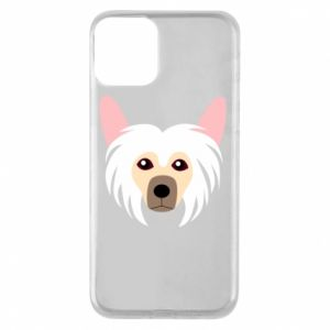 Phone case for iPhone 11 Chinese Crested Dog - PrintSalon