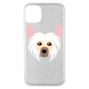 Phone case for iPhone 11 Pro Chinese Crested Dog - PrintSalon