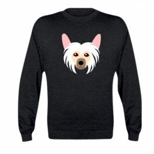 Bluza dziecięca Chinese Crested Dog