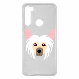 Etui na Xiaomi Redmi Note 8 Chinese Crested Dog