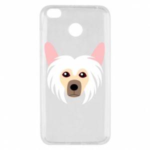Etui na Xiaomi Redmi 4X Chinese Crested Dog