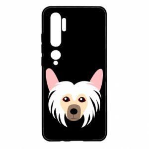 Etui na Xiaomi Mi Note 10 Chinese Crested Dog